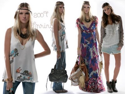 Moda hippie artphac - Style baba cool chic ...
